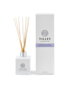 Tilley Classic White - Reed Diffuser 150 Ml - Tasmanian Lavender
