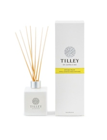 Tilley Classic White - Reed Diffuser 150ml - Spiced Pear