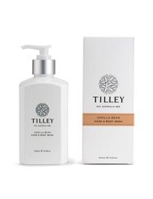 Tilley Classic White - Body Wash 400ml - Vanilla Bean