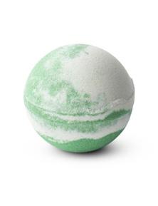 Tilley Classic White - Bath Bomb Swirl 150g - Coconut & Lime