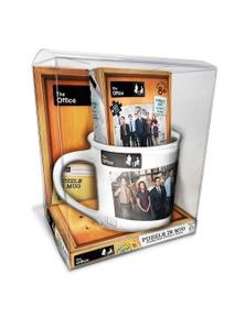 The Office Puzzle Mug Set