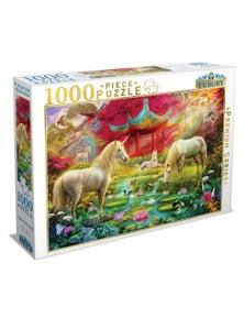 Tilbury Puzzle - Japan Unicorns 1000Pc
