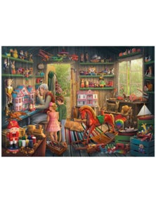 Tilbury Puzzle - Toy Makers Shed 1000Pc