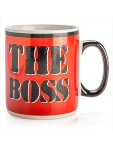 The Boss Giant Mug