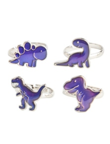 Mood Ring - Dinosaur