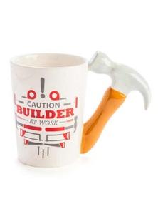 Tradie Mates Mug - Hammer