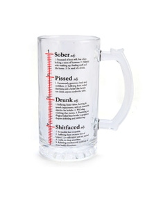 Drinktionary Beer Stein