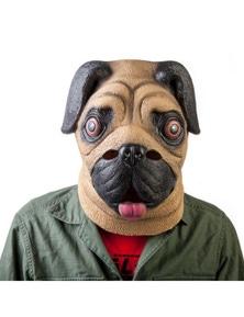 Madheadz Party Mask - Pug