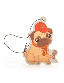 Pug Air Freshener