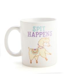 Animal Coffee Mug - Alpaca