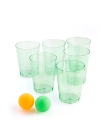 Gin Pong Drinking Game