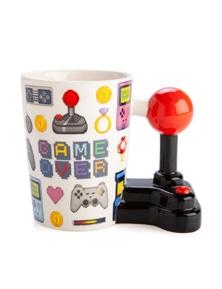3D Handle Mug - Joystick Gamer