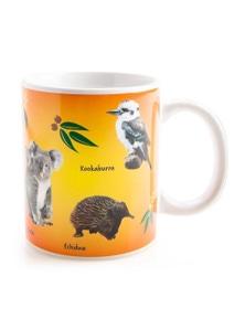 Aussie Animals Outback Mates Coffee Mug