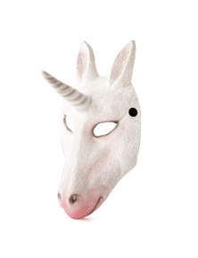 Madheadz Unicorn Half Mask