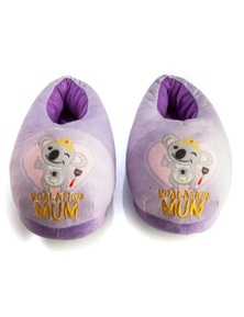 Koalafied Mum Slippers