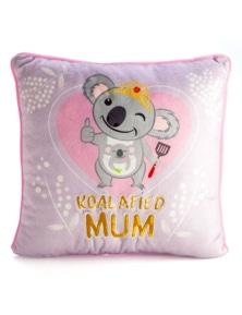Koalafied Mum Cushion