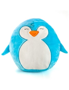 Mallow Pals Cushion - Penguin