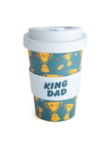 Eco-to-Go Bamboo Cup - King Dad