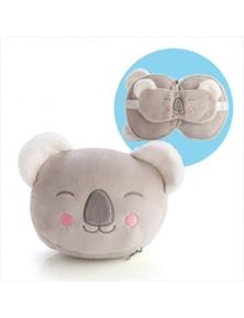 Smoosho's Pals Travel Mask & Pillow - Koala