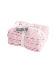 Sheraton Egyptian 5 Piece Towel Pack