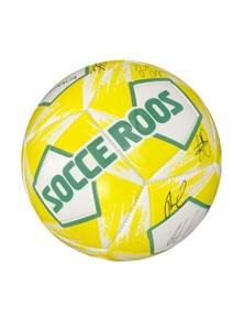 "Socceroos Soft Soccer BallAustralia (SOSO1500) 5"""