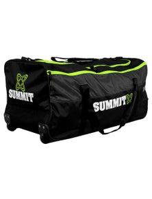Summit Advance Kit/Gear Bag w/ 2 Wheels f/ Sports/Camping