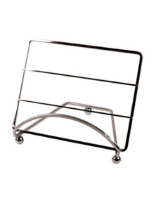 Davis & Waddell Chrome Recipe Book Holder