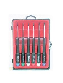 TechBrands 6pc Precision Torx ScrewDriver Set (T7 T8 T9 T10 T15 T20)
