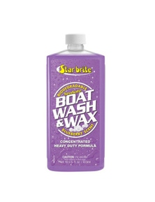 TechBrands Boat Wash and Wax (473mL)