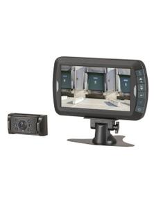 "TechBrands 7"" LCD Digital Wireless Reversing Camera Kit"