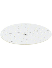 TechBrands LED Replacement for Caravan 2D Flouro Globe (12VDC White)
