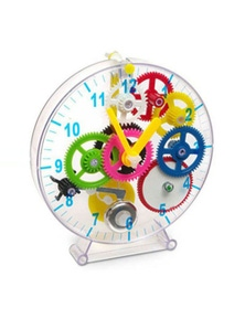TechBrands Make Your Own Clock Kit
