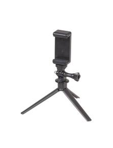 TechBrands Mini Tripod Smartphone Adaptor (for Action Cameras)