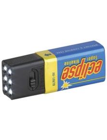 TechBrands Blocklite LED 9V Battery Light