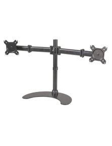 TechBrands PC Dual LCD/LED Monitor Desk Stand