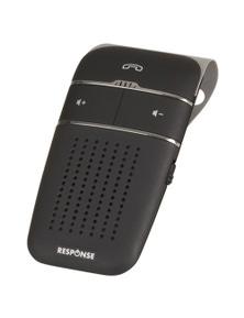TechBrands Visor Mount Rechargeable Bluetooth Handsfree System