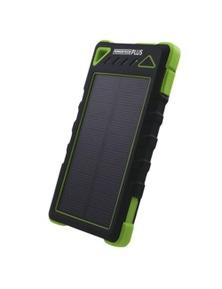 TechBrands 8000mAh Weatherproof Power Bank w/ Solar Recharging