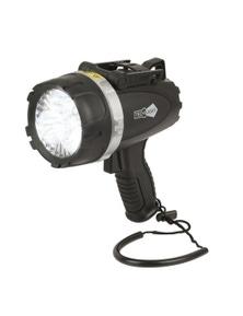 TechBrands Recharchable Waterproof Spotlight LED Torch (45W)