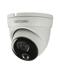 Concord AHD Analog HD 1080p PIR Dome Camera CCTV Surveillance Camera