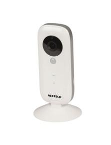 TechBrands 1080p Wi-Fi IP Camera Security Alarm Surveillance Camera