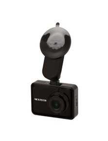 "TechBrands 1080p GPS Dash Camera with 2.7"" LCD and Wi-Fi"