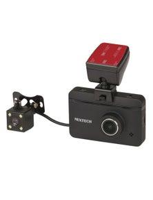 Nextech Nextech 2K SHD Car Dash Camera with Rear Camera