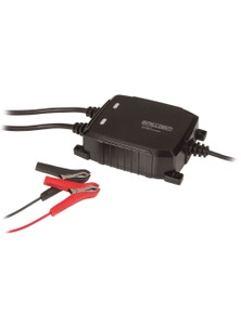 TechBrands 8-Step Automatic Marine Battery Charger Dual Output (12V 8A)