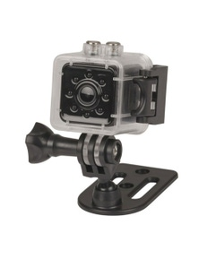 TechBrands Mini 1080p Digital Video Camera with WiFi