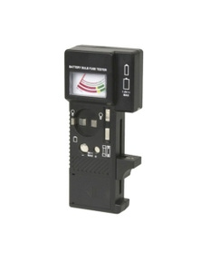 TechBrands Battery Bulb and Fuse Tester Indicator