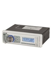 TechBrands Marine AM/FM Radio w/ MP3 Player