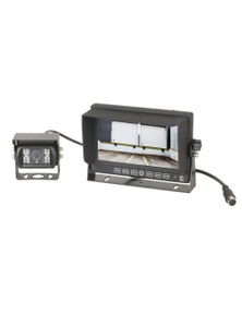 "TechBrands Wired Reversing Camera with 7"" LCD Monitor"