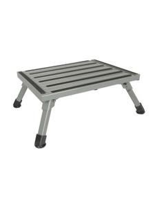 TechBrands Aluminium Folding Step for RV's and Car (150kg)
