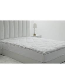 Benson HIGH QUALITY Premium Cotton cover Mattress Topper