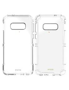 """EFM Cayman Crystalex D3O Case Armour For Samsung Galaxy S10e (5.8"""")Crystal"""